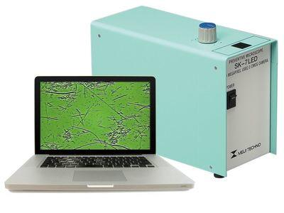 デジタル位相差顕微鏡